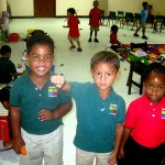 First Day of School Set II Bermuda September 11 2012 (1)