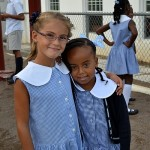 First Day of School Set II Bermuda September 11 2012 (5)