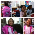 First Day of School set II Bermuda September 11 2012