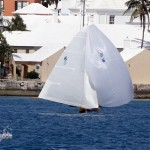 Fitted Dinghy Racing St George's Harbour Harbor Sailing Bermuda, September 16 2012 (2)