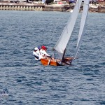 Fitted Dinghy Racing St George's Harbour Harbor Sailing Bermuda, September 16 2012 (22)