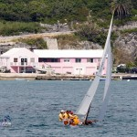 Fitted Dinghy Racing St George's Harbour Harbor Sailing Bermuda, September 16 2012 (5)