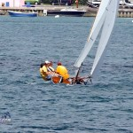 Fitted Dinghy Racing St George's Harbour Harbor Sailing Bermuda, September 16 2012 (6)