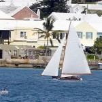 Fitted Dinghy Racing St George's Harbour Harbor Sailing Bermuda, September 16 2012 (7)