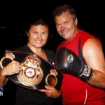 Jeff Sousa Boxing Teresa Perozzi Harbour Nights Bermuda, September 5 2012 (12)