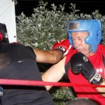 Jeff Sousa Boxing Teresa Perozzi Harbour Nights Bermuda, September 5 2012 (4)