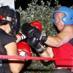Jeff Sousa Boxing Teresa Perozzi Harbour Nights Bermuda, September 5 2012 (5)