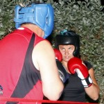 Jeff Sousa Boxing Teresa Perozzi Harbour Nights Bermuda, September 5 2012 (7)