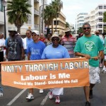 Labour Day March Parade Hamilton Bermuda Labor, September 3 2012 (24)