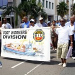 Labour Day March Parade Hamilton Bermuda Labor, September 3 2012 (36)