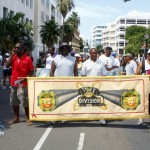 Labour Day March Parade Hamilton Bermuda Labor, September 3 2012 (40)