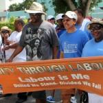 Labour Day March Parade Hamilton Bermuda Labor, September 3 2012 (51)