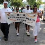 Labour Day March Parade Hamilton Bermuda Labor, September 3 2012 (52)