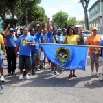 Labour Day March Parade Hamilton Bermuda Labor, September 3 2012 (58)