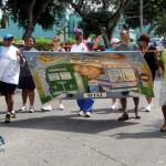 Labour Day March Parade Hamilton Bermuda Labor, September 3 2012 (62)