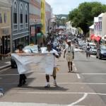 Labour Day March Parade Hamilton Bermuda Labor, September 3 2012 (66)