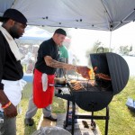 Selena's 3rd Annual Causeway BBQ & Block Party Bermuda September 2 2012 (35)