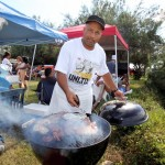Selena's 3rd Annual Causeway BBQ & Block Party Bermuda September 2 2012 (45)