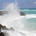 South Shore Waves Pre Hurricane Leslie Bermuda  Sept 6 2012 (15)