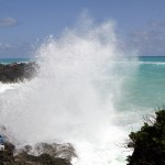 South Shore Waves Pre Hurricane Leslie Bermuda  Sept 6 2012 (18)
