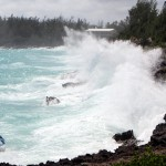 South Shore Waves Pre Hurricane Leslie Bermuda  Sept 6 2012 (3)