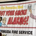 Fire Safety Awareness Week Bermuda, October 29 2012-25