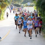 PartnerRe Women's 5K Race Bermuda, October 7 2012 (1)