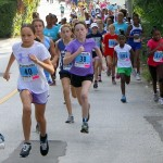 PartnerRe Women's 5K Race Bermuda, October 7 2012 (2)