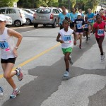 PartnerRe Women's 5K Race Bermuda, October 7 2012 (4)