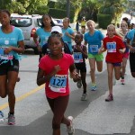 PartnerRe Women's 5K Race Bermuda, October 7 2012 (5)
