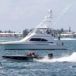 Powerboat Racing At Spanish Point Bermuda, October 7 2012 (2)