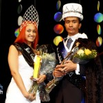 Samara Hunt & Daniel Walker Miss & Mr Cedarbridge Academy 2012 Bermuda, October 20 2012