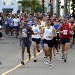 Bacardi 8K Run Walk Bermuda, November 25 2012 (16)