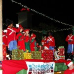Christmas Xmas Parade Santa Hamilton Bermuda, November 25 2012 (13)