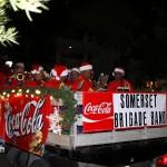 Christmas Xmas Parade Santa Hamilton Bermuda, November 25 2012 (2)