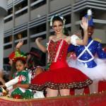 Christmas Xmas Parade Santa Hamilton Bermuda, November 25 2012 (42)