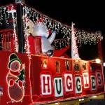 Christmas Xmas Parade Santa Hamilton Bermuda, November 25 2012 (9)