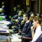 Convening of Youth Parliament Bermuda, November15 2012-15