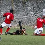 Dudley Eve Semi Finals NVCC Rams vs Dandy Town Hornets Bermuda, November 4 2012 (23)