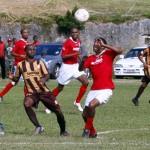 Dudley Eve Semi Finals NVCC Rams vs Dandy Town Hornets Bermuda, November 4 2012 (34)