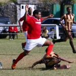 Dudley Eve Semi Finals NVCC Rams vs Dandy Town Hornets Bermuda, November 4 2012 (45)