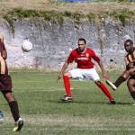 Dudley Eve Semi Finals NVCC Rams vs Dandy Town Hornets Bermuda, November 4 2012 (5)