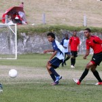 Dudley Eve Semi Finals St Georges Colts vs Somerset Trojans Bermuda, November 4 2012 (19)