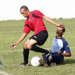 Dudley Eve Semi Finals St Georges Colts vs Somerset Trojans Bermuda, November 4 2012 (2)