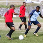 Dudley Eve Semi Finals St Georges Colts vs Somerset Trojans Bermuda, November 4 2012 (3)