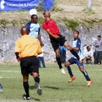 Dudley Eve Semi Finals St Georges Colts vs Somerset Trojans Bermuda, November 4 2012 (4)