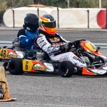 Karting Kart Racing Southside Motor Sports Track Bermuda, November 4 2012-4