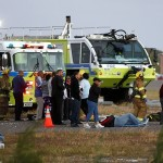 LF Wade International Airport Emergency Services Training Exercise, Bermuda November 29 2012 (11)