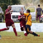St Davids vs Hamilton Parish Bermuda Football, Nov 18 2012 (2)