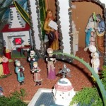 Almeida Family Portuguese Presepio Nativity Scene Christmas Bermuda, December 23 2012 (11)